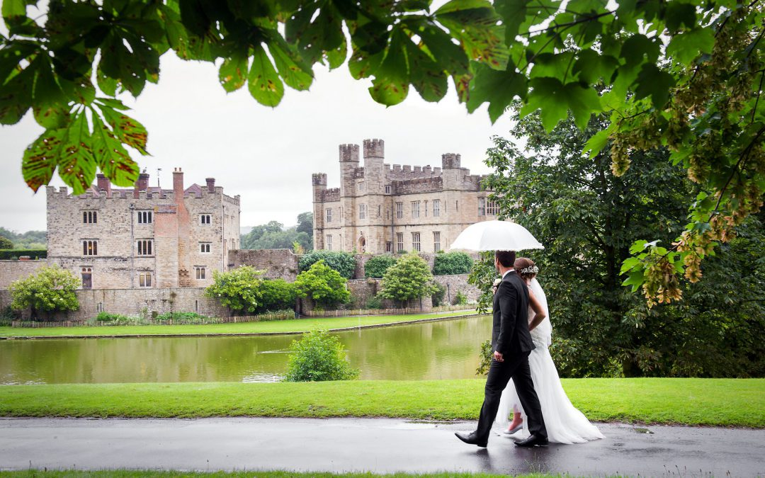 Wedding Photography Leeds Castle