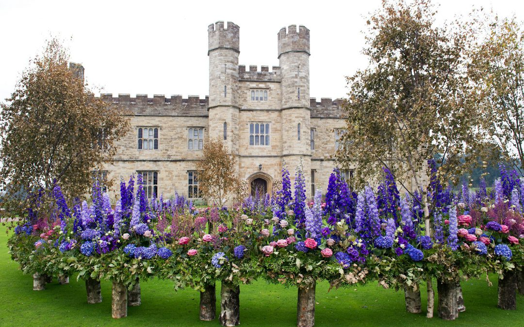 Leeds Castle Festival of Flowers Review