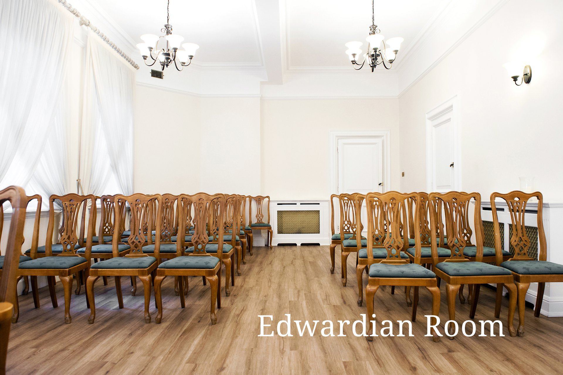 Edwardian Room ceremony Greenwich Register Office