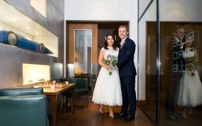 Bluebird Chelsea Wedding Photographer
