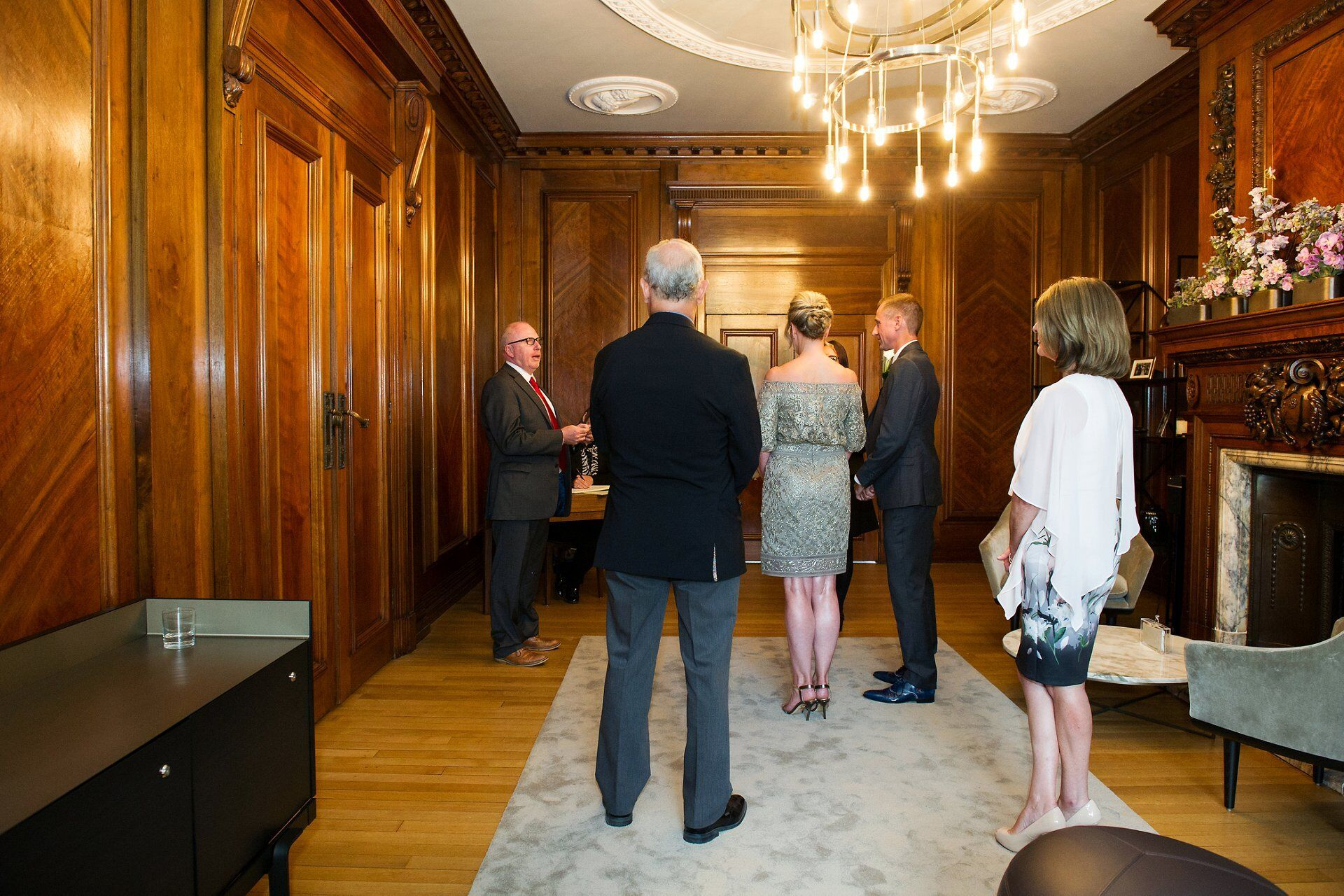 the paddington room at old marylebone town hall is westminster's most relaxed and intimate ceremony room and perfect for social distancing