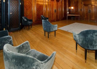 guests will still feel very much part of the ceremony in the revised paddington room layout