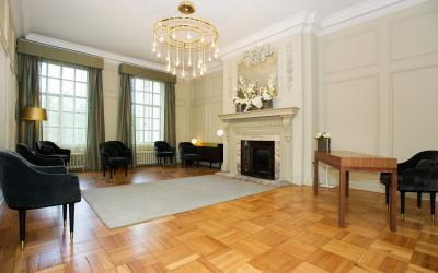 Old Marylebone Town Hall New Ceremony Room Layouts
