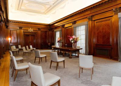 westminster-room-old-marylebone-town-hall-wedding-ceremony-layout-reduced-numbers